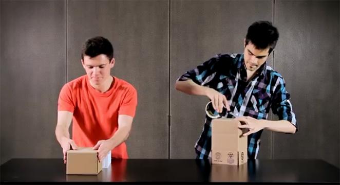 Revolucija kartonskih kutija: Rapidno brže pakovanje