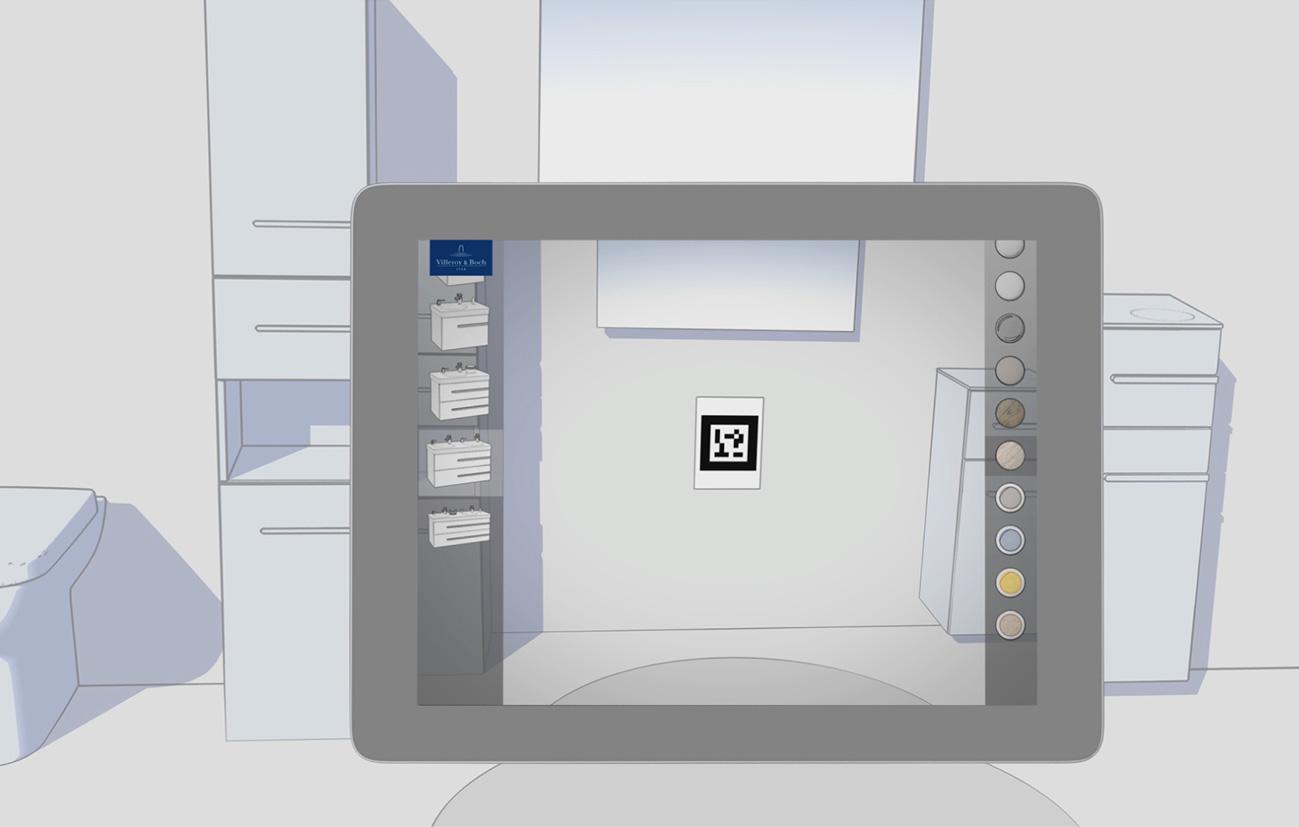 villeroy  u0026 boch aplikacija olak u0161ava biranje sanitarija