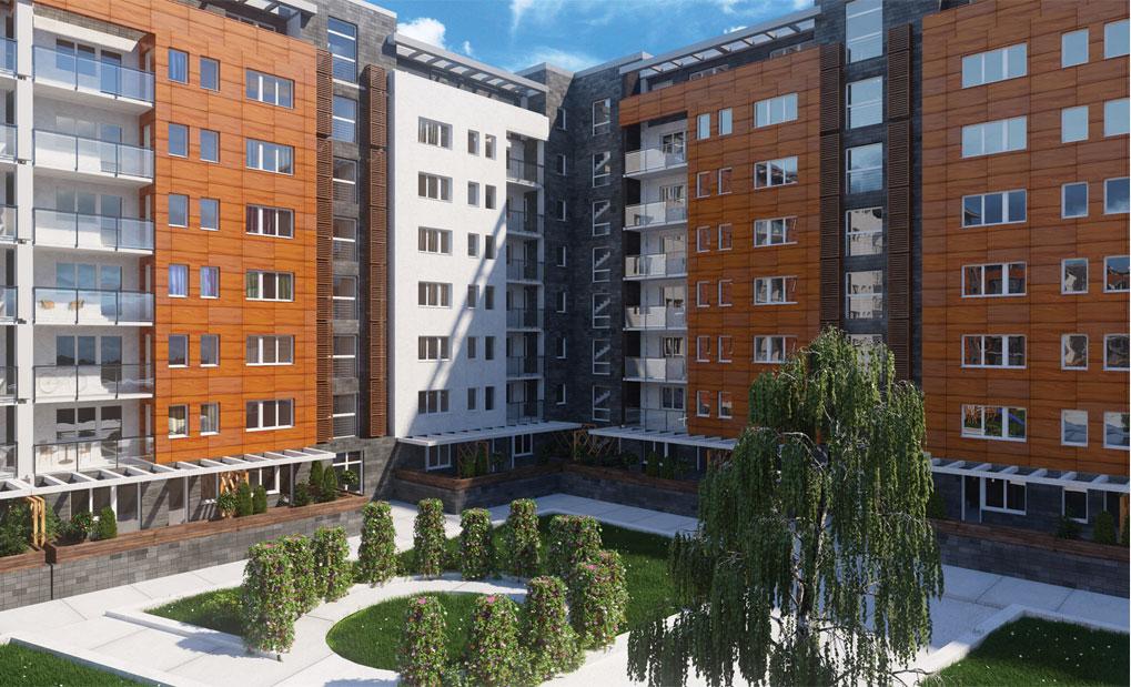 ABLok: Novo novobeogradsko naselje u Bloku 67a