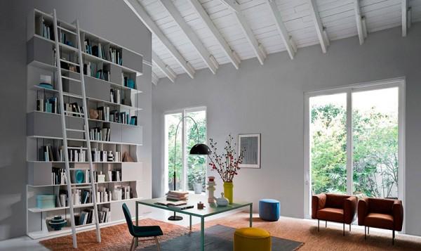 biblioteka-u-dnevnoj-sobi