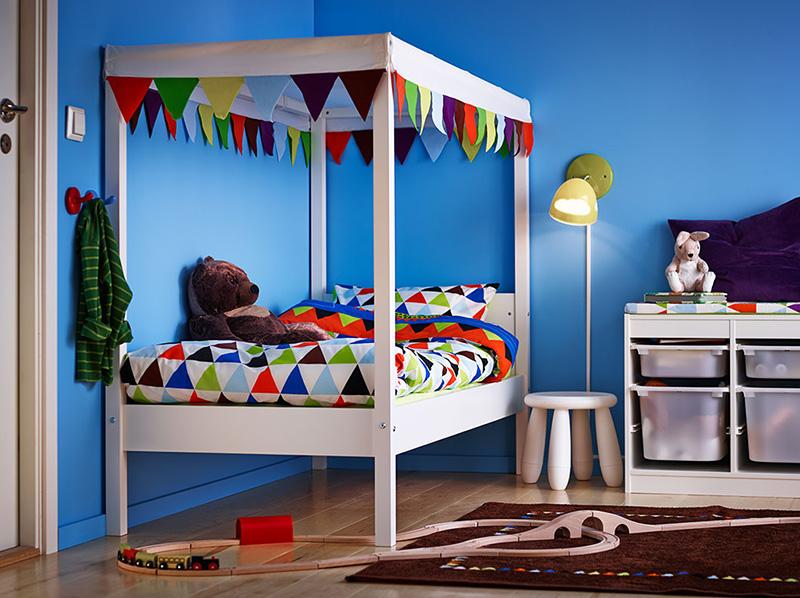 uredjenje decije sobe gradnja. Black Bedroom Furniture Sets. Home Design Ideas