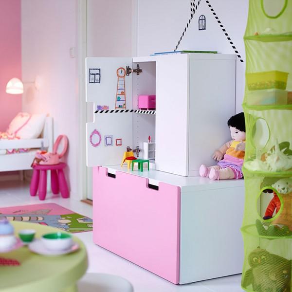 decija-soba-roza-boje