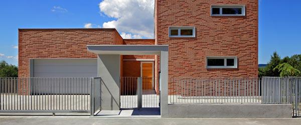 Projekat kuće od Dva arhitekta u Zagrebu