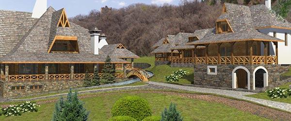Vrdnička kula: Novo etnoselo na Fruškoj gori