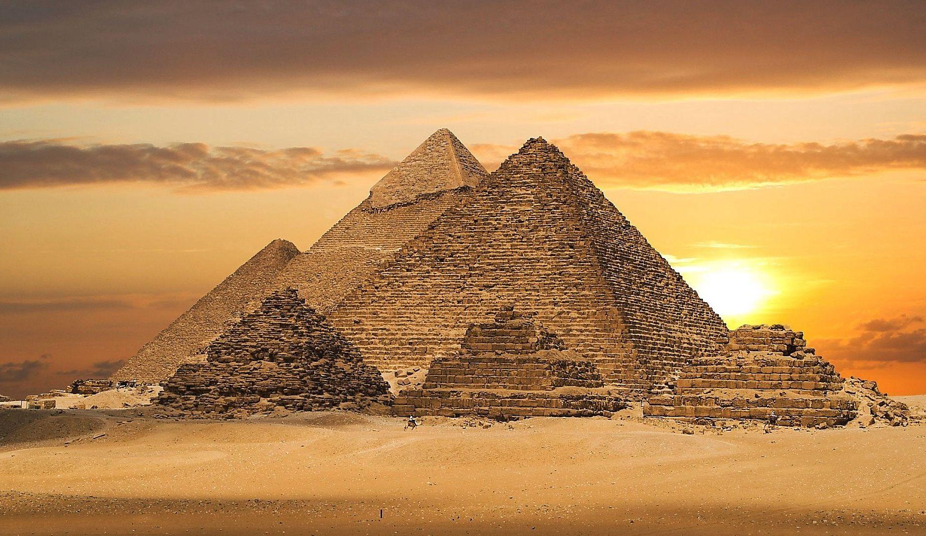 Kako su Egipćani prenosili veliko kamenje za piramide