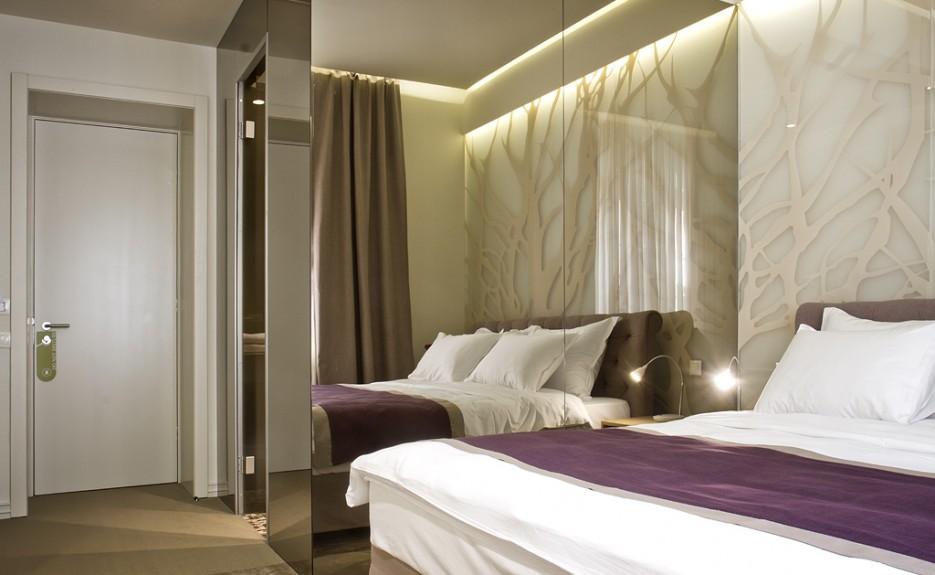 Pogledajte enterijer novog beogradskog hotela Jump Inn