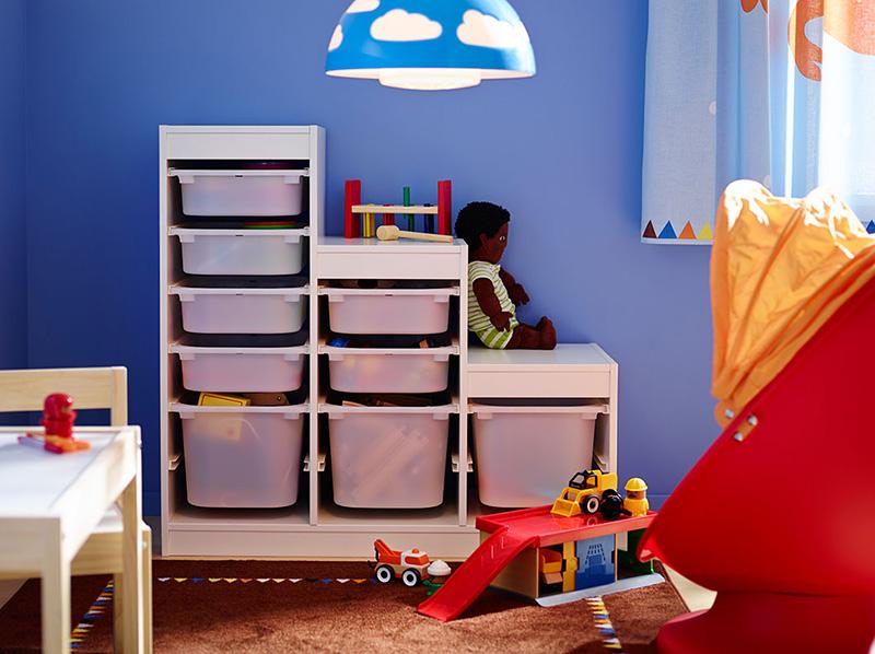 Ikea dečije sobe: Ideje i realizacija