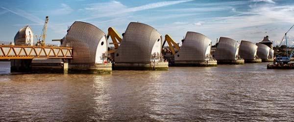 Barijere na Temzi: Kako se London štiti od poplava