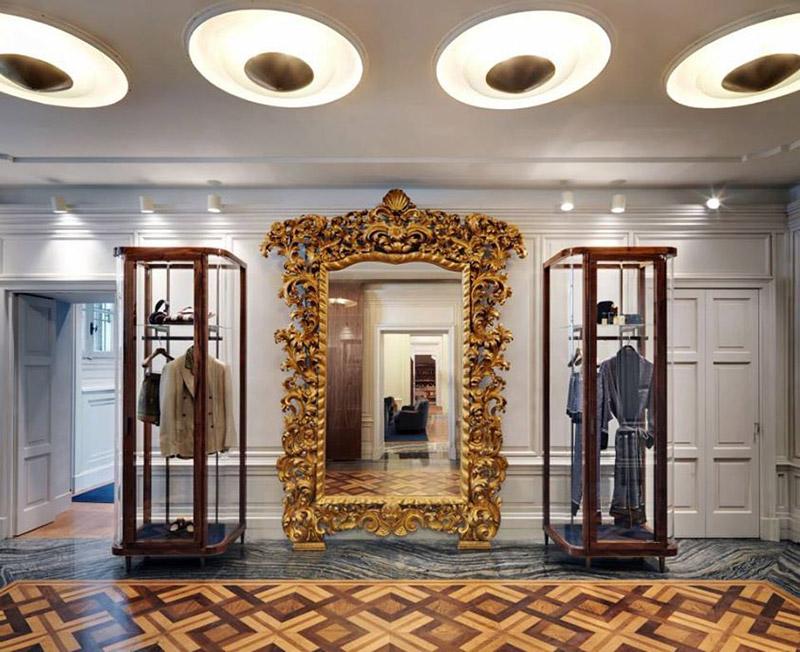 Šoping u palati: Enterijer proširenog butika Dolce&Gabbana u Veneciji