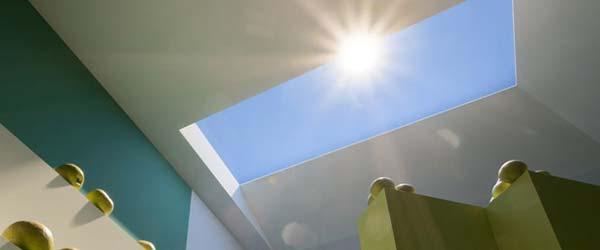 Unesite prirodno svetlo u prostorije bez prozora