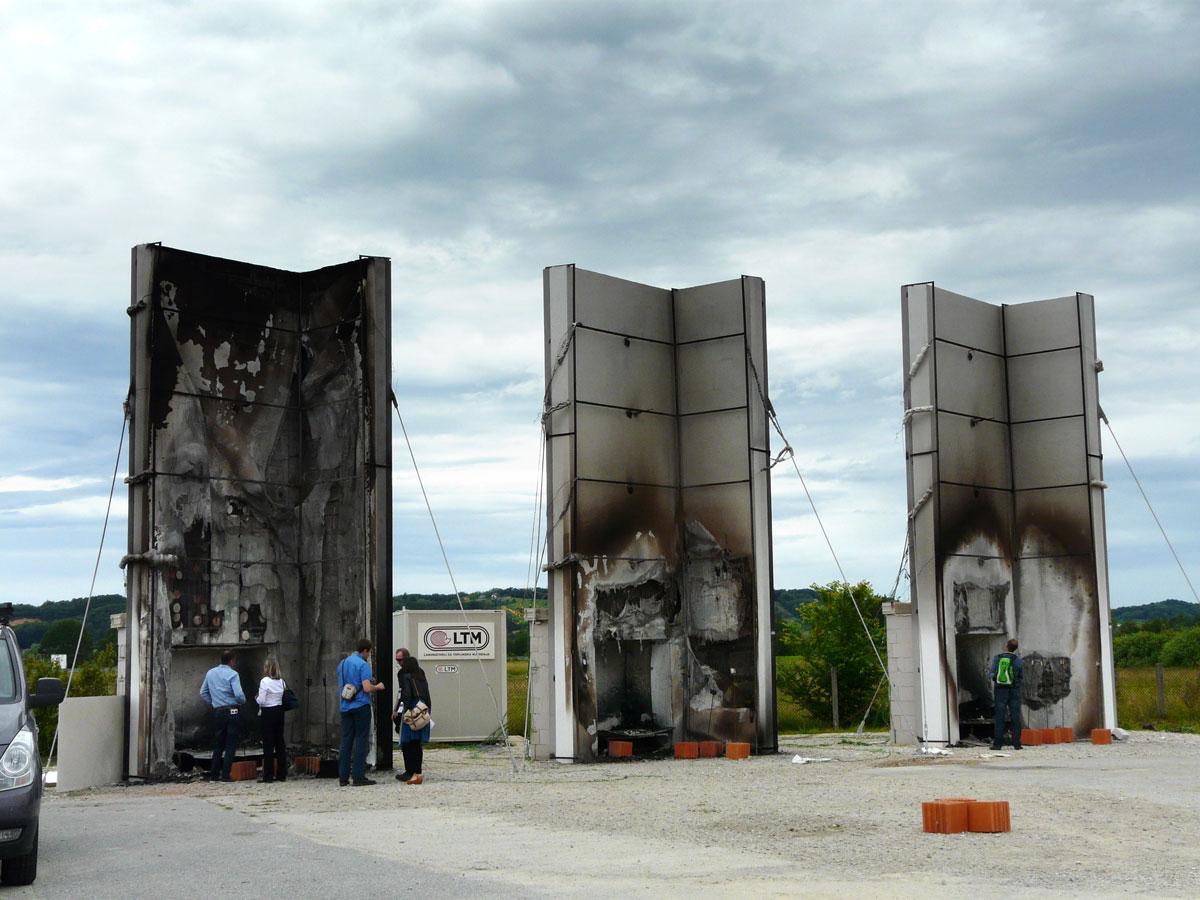 Fasade u plamenu: Koji materijal je najizdržljiviji tokom požara