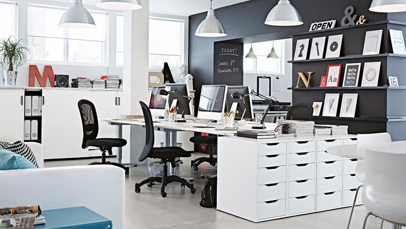 Muebles Oficina Ikea : Ikea nameštaj za uređenje kancelarija