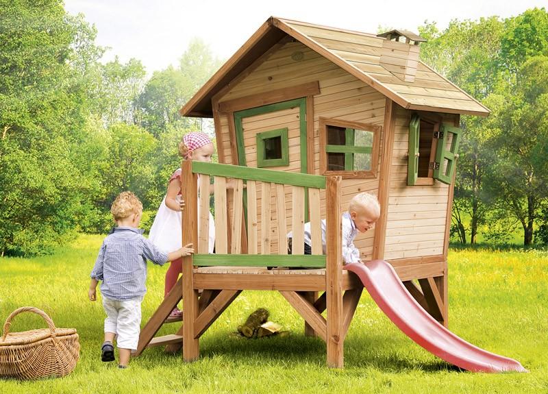 Kućice za decu: Od klasičnih do savremenih modela
