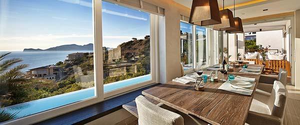 Fantastična vila na Majorci s predivnim pogledom
