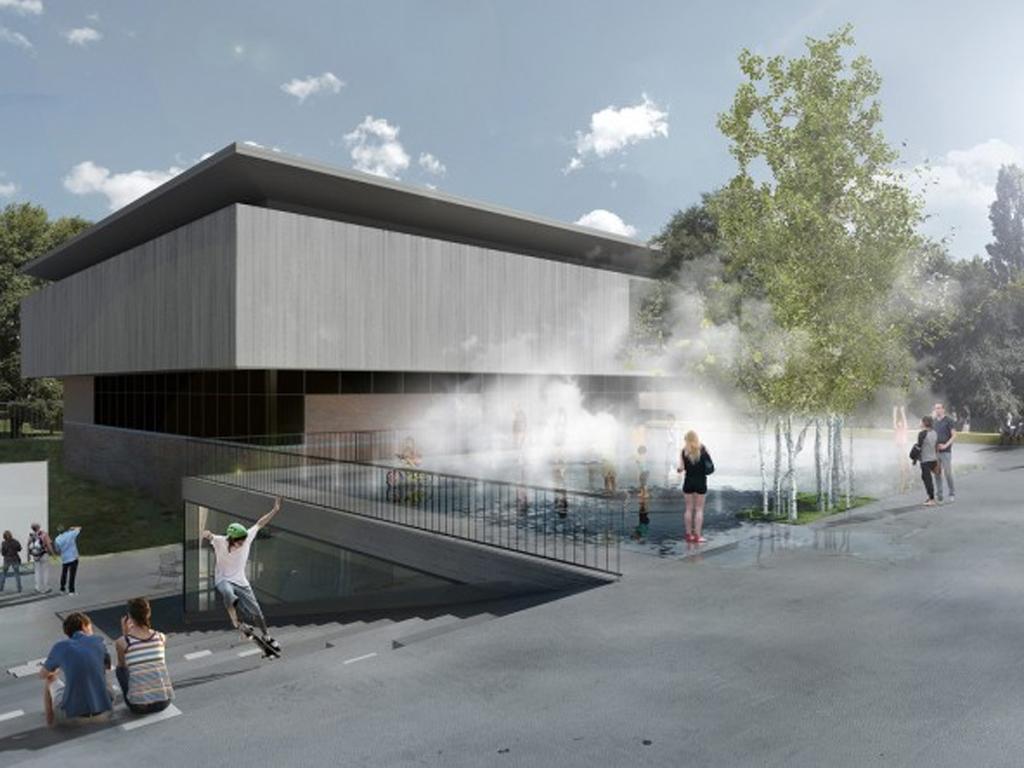 Pogledajte pobedničko rešenje platoa Muzeja savremene umetnosti Vojvodine