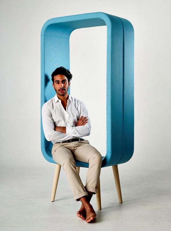 Frame: Stolica u kojoj se osećate uramljeni kao slika