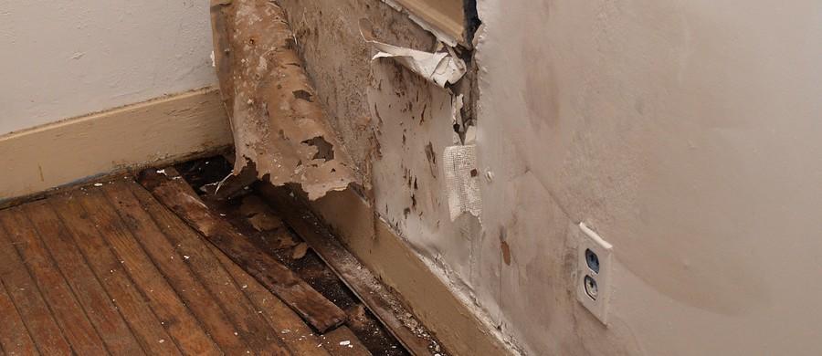 Kako sanirati zidove i fasadu nakon poplava
