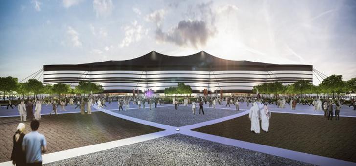Katar predstavio šatorasti stadion za Svetsko prvenstvo 2022.