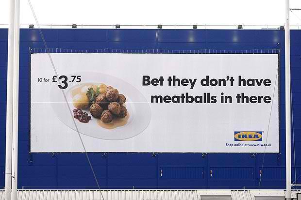 Ikea-cufte