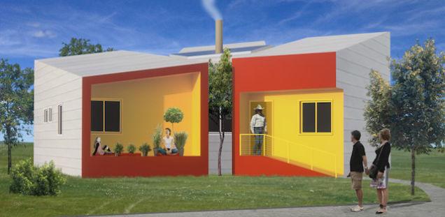 Dobrotvor: Bred Pit gradi kuće za Indijance