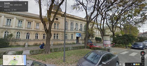 Prvi pogled na Google Street View u Srbiji