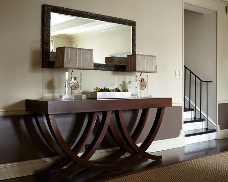 Uređenje hodnika: Ogledalo kao nezaobilazan detalj