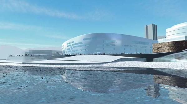 Rijeka, 12.07.2014 - Potpisan predugovor o gradnji izmedju Grada Rijeke i tvrtke Stadion Kantrida d.o.o