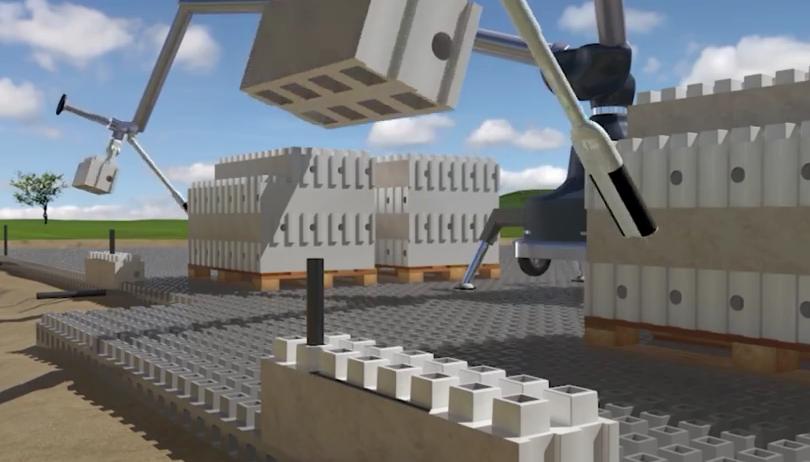 Pametne cigle kao Lego kockice za zgrade
