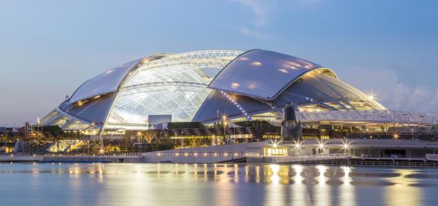 Novi rekord: Sagrađena najveća kupola na svetu