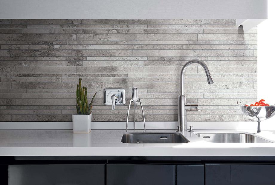 Plo ice kao zidna dekoracija - Top cucina mosaico ...