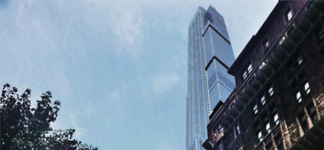 U Njujorku se gradi najviša stambena zgrada na svetu