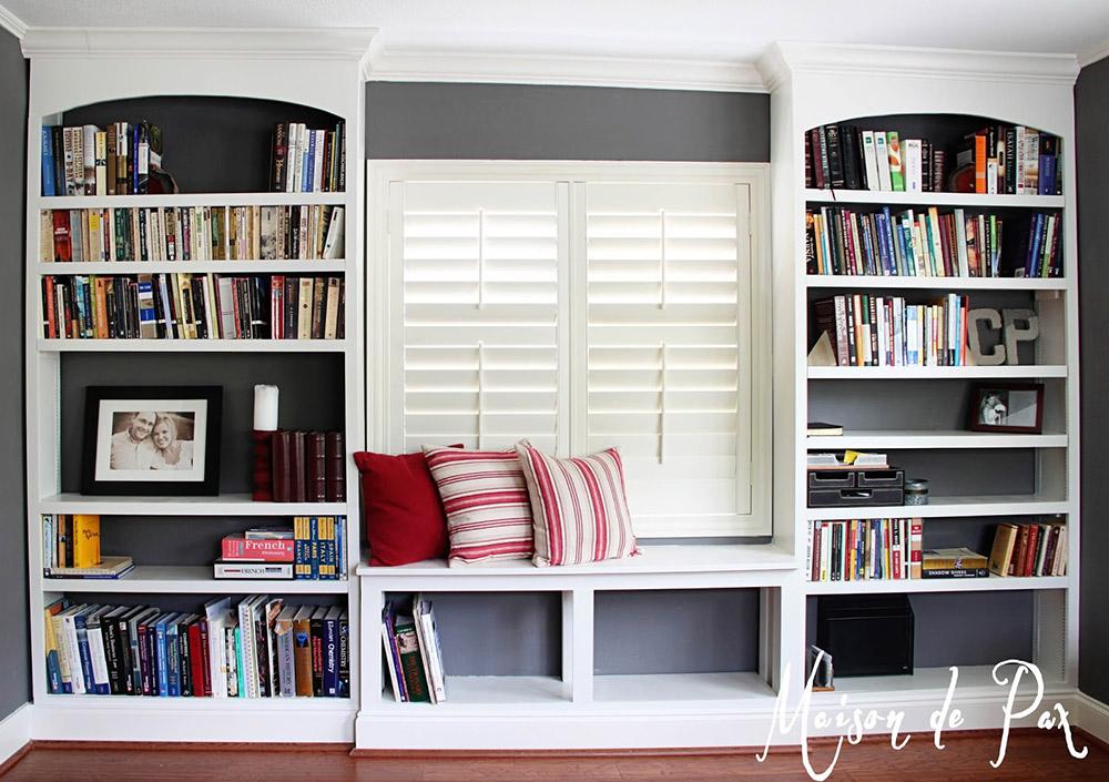 Klupica ispod prozora:  Kako urediti mesto za odmor i čitanje