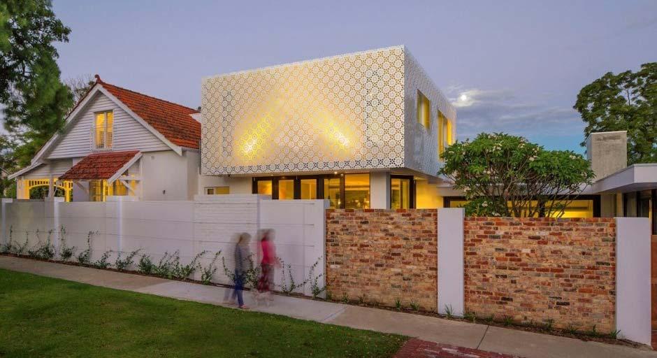 Transformacija stare kolibe u moderan porodični dom