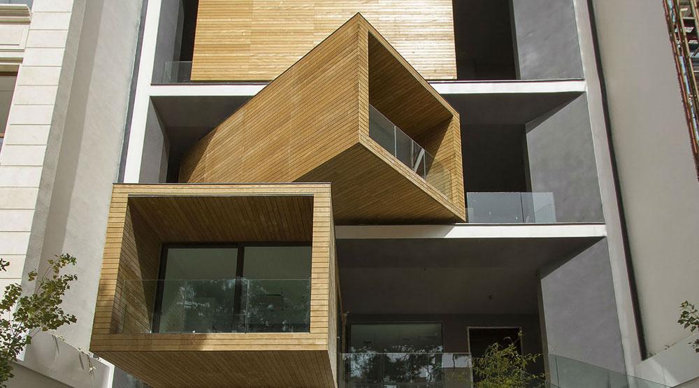 Rotirajuće sobe: Kuća promenljive fasade
