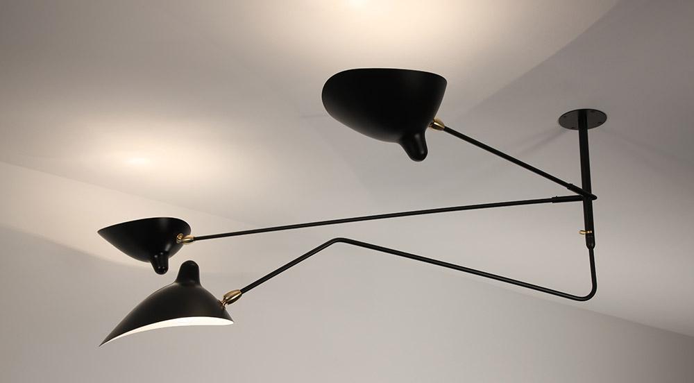 Serge Mouille: Vanvremenski dizajn lampi