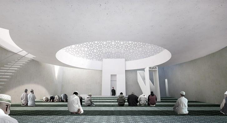 Moderna džamija u Osijeku: Pogledajte pobedničko rešenje