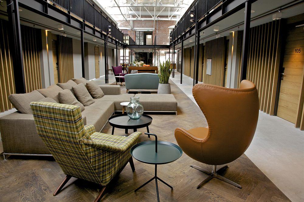 Amsterdamski hotel: Spavajte u bivšoj garaži za tramvaje