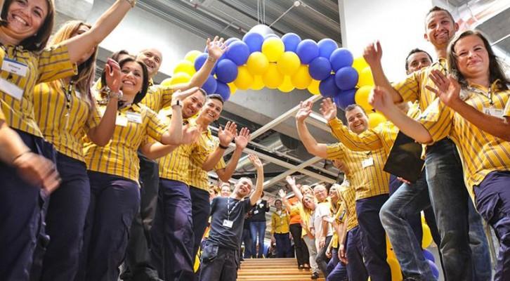 Otvorena robna kuća Ikea u Zagrebu