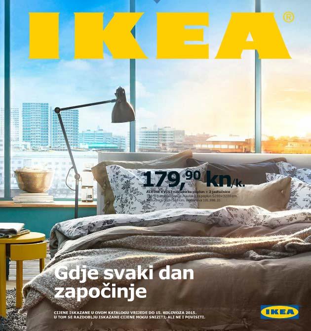 Ikea katalog za 2015. godinu: Pogledajte hrvatsko izdanje