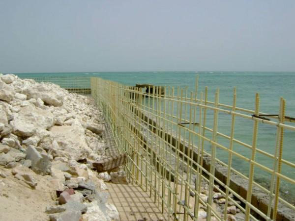 Kraljevska vila, Katarsko poluostrvo, 2009.