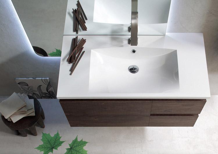 Ideje za uređenje kupatila: Odabir ogledala i umivaonika