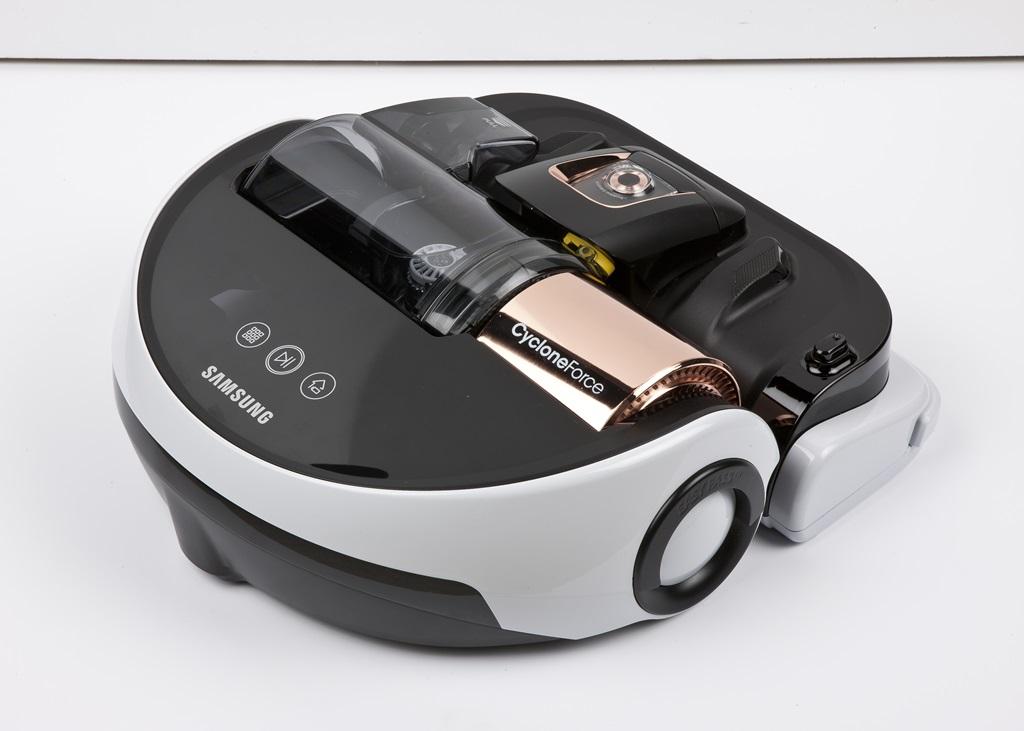 Čisti kao metla: Samsungov robot usisivač Powerbot VR9000