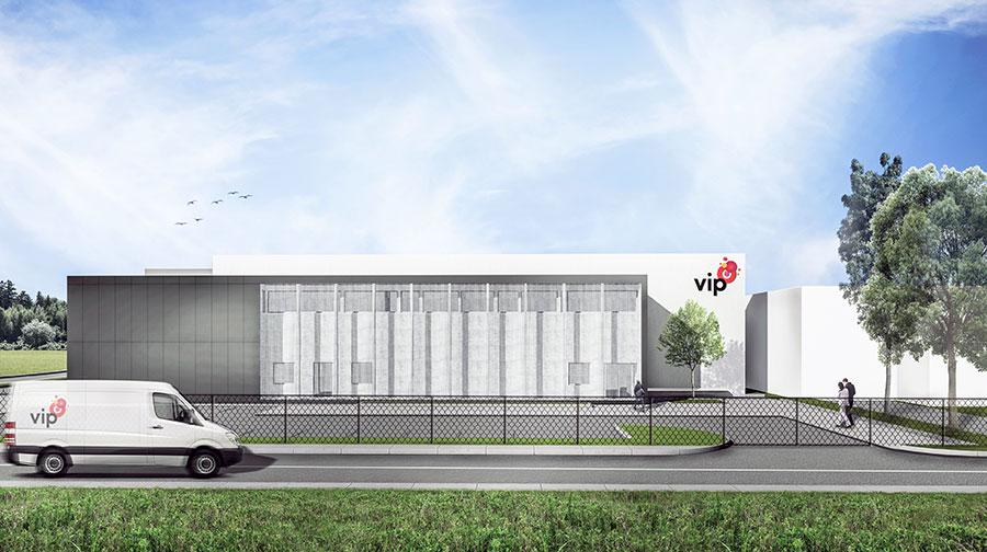 Pogledajte nagrađeno rešenje za Vip Mobile centar u Beogradu