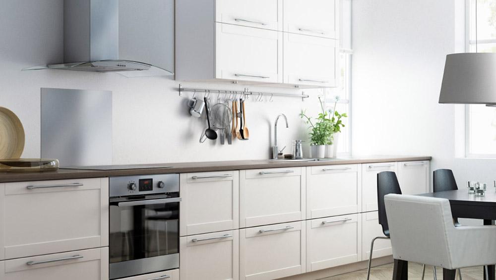 Za to su bele kuhinje najtra enije for Muebles de cocina modernos 2016
