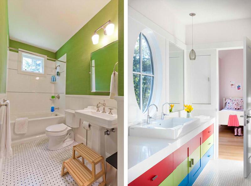 Kupatilo po meri deteta Odabir sanitarija, boja i nameštaja -> Led Lampe Za Kupatilo