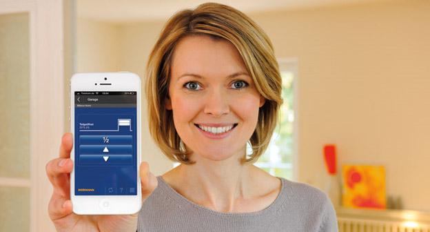 BiSecur: Otvarajte vrata pomoću pametnog telefona