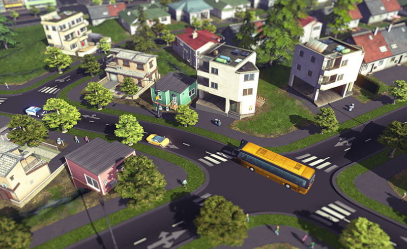 Skylines: Igra za arhitekte i urbaniste