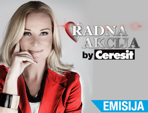 Obnova nakon poplava: Nova sezona emisije Radna akcija by Ceresit