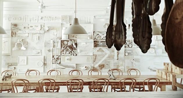 restoran enterijer