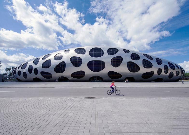 Slovenački OFIS Arhitekti isprojektovali stadion u Belorusiji